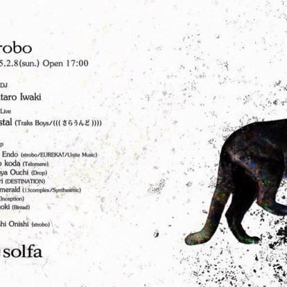 strobo 8th February 2015