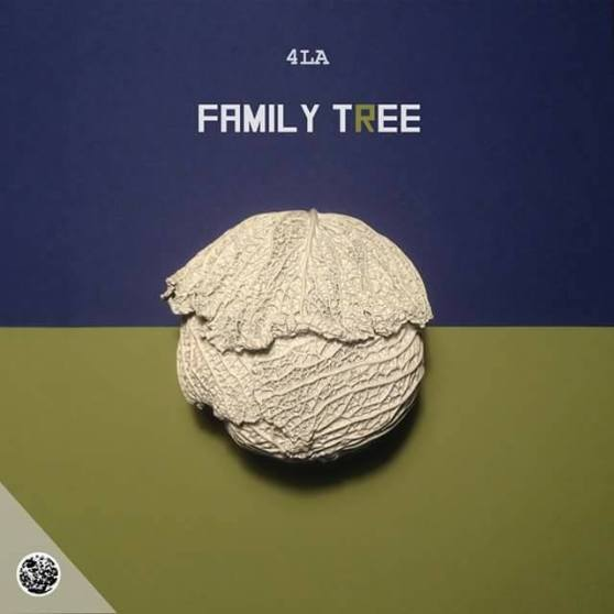 4LA - Family Tree [Kizi Garden Records/KZG017]