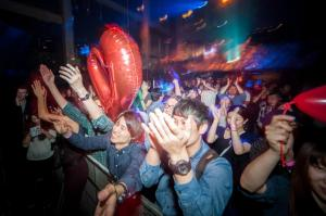 15 February 2013 Tomoki Tamura Open To Last at WOMB